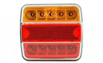 Lampa stop / Tripla LED SMD TRL003