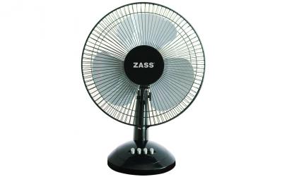 Ventilator de birou Zass ZTF 1202, 30cm