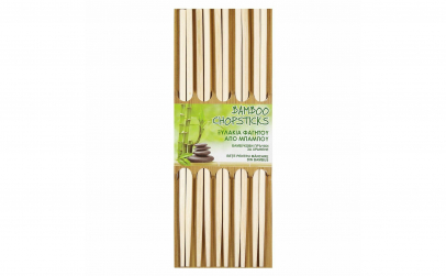 Set betisoare pentru mancare - bambus