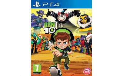 Joc BEN 10 pentru PlayStation 4