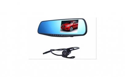 Oglinda retrovizoare cu camera FullHD