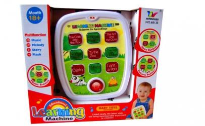 Tableta bebelusi, jucarie interactiva
