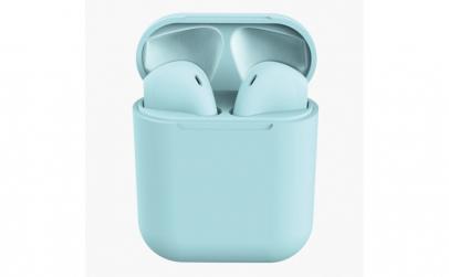 Casti Wireless Stereo inPods12 Albastru