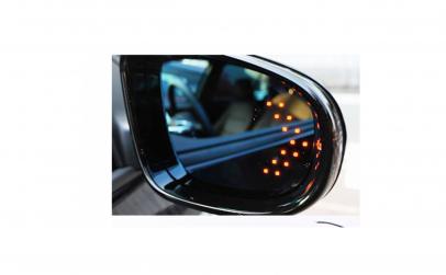 Set semnalizare cu LED pentru oglinda