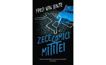 Zece comici mititei Fred Van Lente