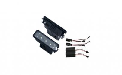 Set Lampi LED numar Passat 3c B6 Sedan