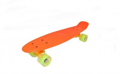 Penny Board de 55 cm cu leduri