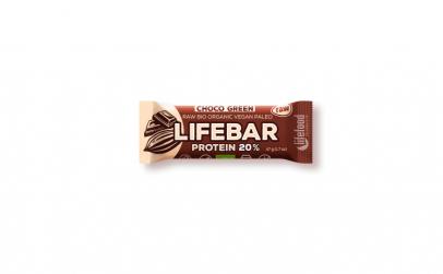 Lifebar Plus baton cu proteine si