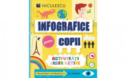 Infografice pentru copii. Activitati