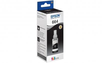 Cerneala T6641 negru Epson original 70ml