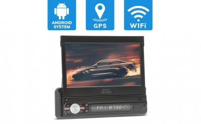 "Player auto multimedia 7"" - M.N.C"