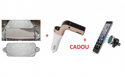 Prelata, modulator si suport telefon
