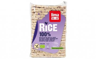 Rondele subtiri rectangulare din orez
