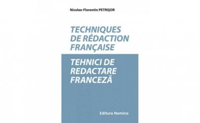 Tehnici de redactare franceza - Nicolae