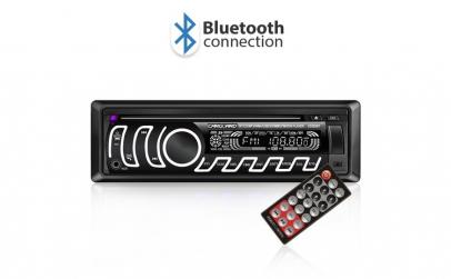 CD MP3 player auto cu BLUETOOTH, butoane