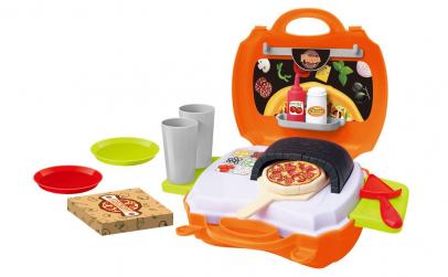 Set De Facut Pizza,pentru Copii, Valiza