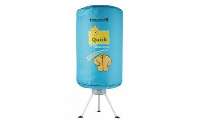 Uscator de rufe electric cu aer cald