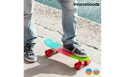 Skateboard Mini Cruiser InnovaGoods (4
