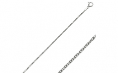 Lant elegant din argint 925 lungime 55