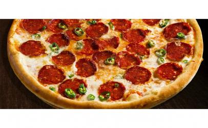 Pizza Diavola 40 cm (Cuptor cu Lemne –