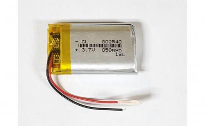 802540 - Acumulator Li-Po -3,7v 850mah