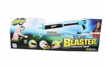 Pistol cu apa, blaster surge 3 in 1
