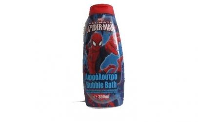 Gel si spuma de baie Spiderman