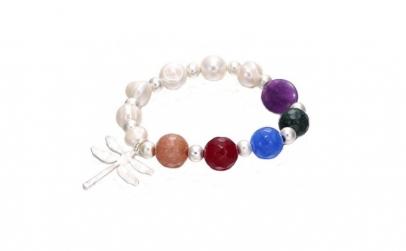 Bratara dama cu perle naturale