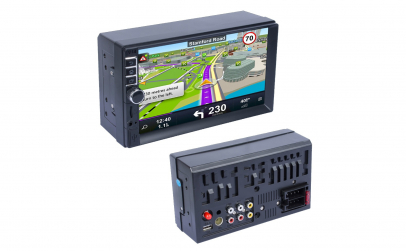 MP5 player auto cu Android,GPS,BT,SWC