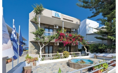 Creta 7 nopti Lia Apartments 3* + avion