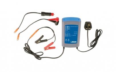 Incarcator baterie 4 in 1         10AMP