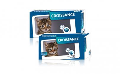 Pet Phos Feline Croissance, 96 tablete