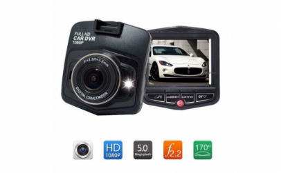 Camera Auto FULL HD DVR cu seznzor