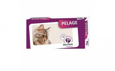 Pet Phos Feline Pelage, 36 tablete