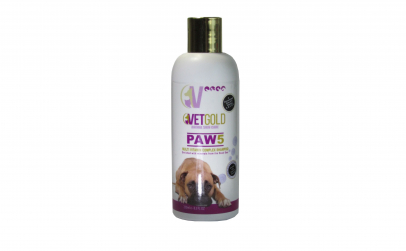 Sampon Vetgold Paw5, 250 ml