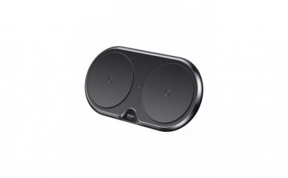 Incarcator Dual Wireless, Baseus, 10W,