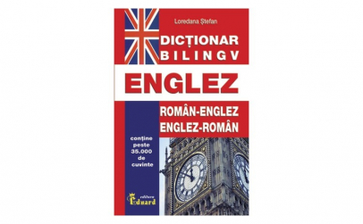 Dictionar Dublu Englez - Loredana Stefan