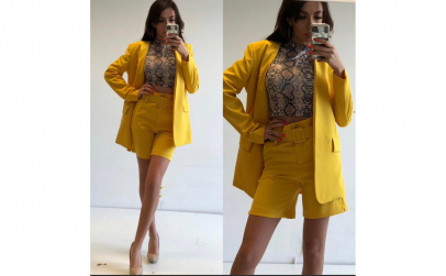 Compleu Galby Yellow Bogas
