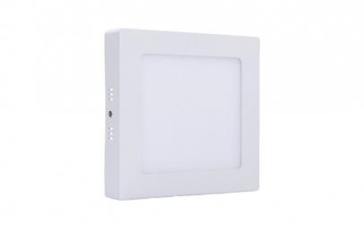 Spot led patrat aplica 24w lumina rece