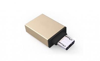 Adaptor Aluminium USB Micro USB tata la