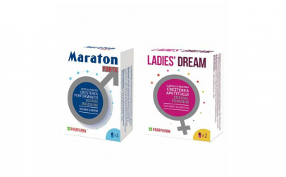 Pachet Maraton Forte 4 cps