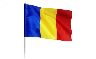 Mini steag Romania