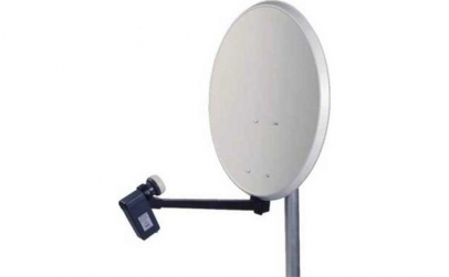 Kit antena satelit