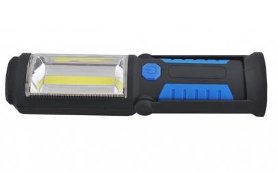 Lanterna cu Led & COB, magnet pentru