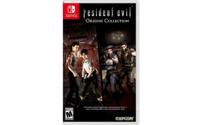 Joc Resident Evil Origins Collection