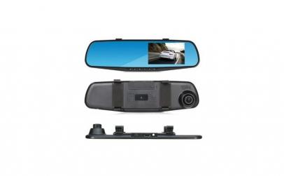 Oglinda cu camera frontala DVR