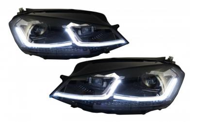 Set 2 faruri LED RHD compatibil cu VW Go