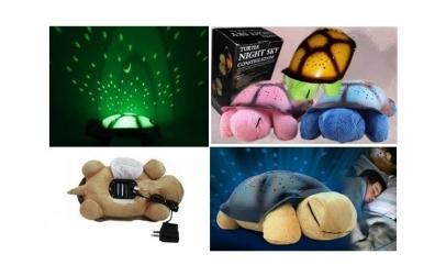 Lampa veghe Turtle Night + cablu USB