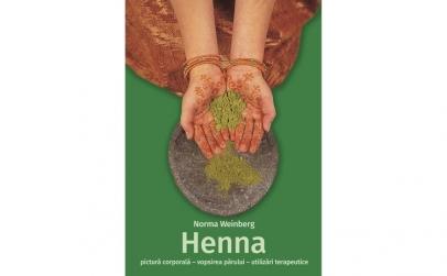 Henna - pictură corporală, vopsirea