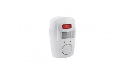 Detector miscare cu alarma incorporata